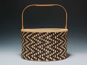 Photo of Billie Ruth Sudduth's 14 Inch Calabash Clam Basket Variation