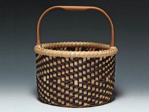 Photo of Billie Ruth Sudduth's 14 Inch Calabash Clam Basket Variation