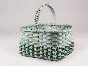 Algounquian Wedding Basket by Billie Ruth Sudduth