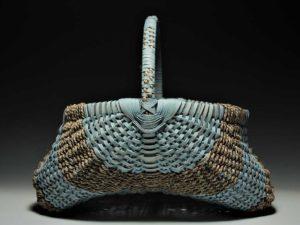 Appalachian Egg Basket by Billie Ruth Sudduth