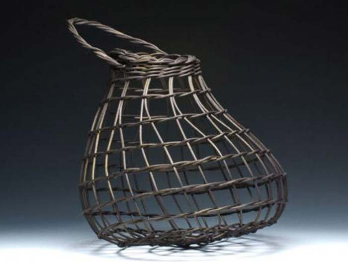 Photo of Billie Ruth Sudduth's Onion Basket in Walnut