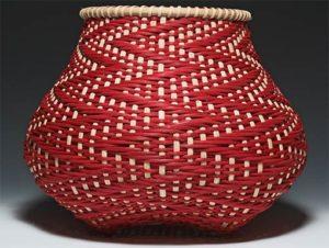 Photo of Billie Ruth Sudduth's Fibonacci 8 Basket