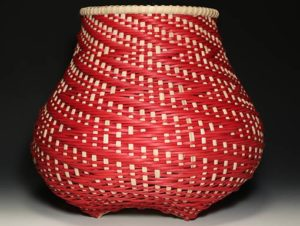 Photo of Billie Ruth Sudduth's Fibonacci Rising Basket