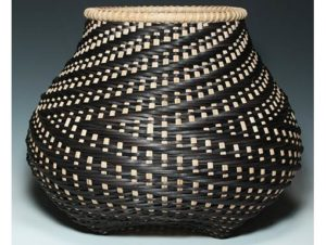 Photo of Billie Ruth Sudduth's Fibonacci Too Basket