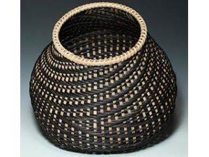 Billie Ruth Sudduth's Fibonacci Too Basket Photo