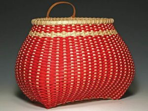 Photo of Billie Ruth Sudduth's Miss Scarlett Basket