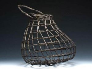 Photo of Billie Ruth Sudduth's Onion Basket in Black