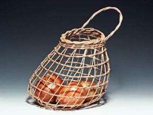 Photo of Billie Ruth Sudduth's Onion Basket in Walnut