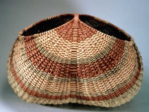 Scottish Hen Basket by Billie Ruth Sudduth