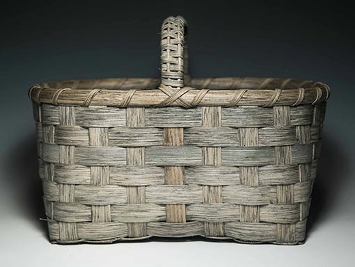 Photo of Billie Ruth Sudduth's Small Appalachian Market Basket